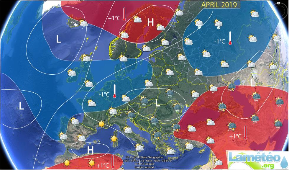 La meteoorg abril