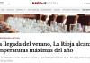 Portada Harodigital.com 22062019 Meteosojuela. La Rioja