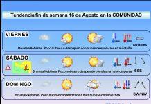 Previsiones tieTendencia del tiempo en La Rioja 1608 Meteosojuela La Rioja. Jose Calvompo montaña La Rioja Valdezcaray. Meteosojuela La Rioja