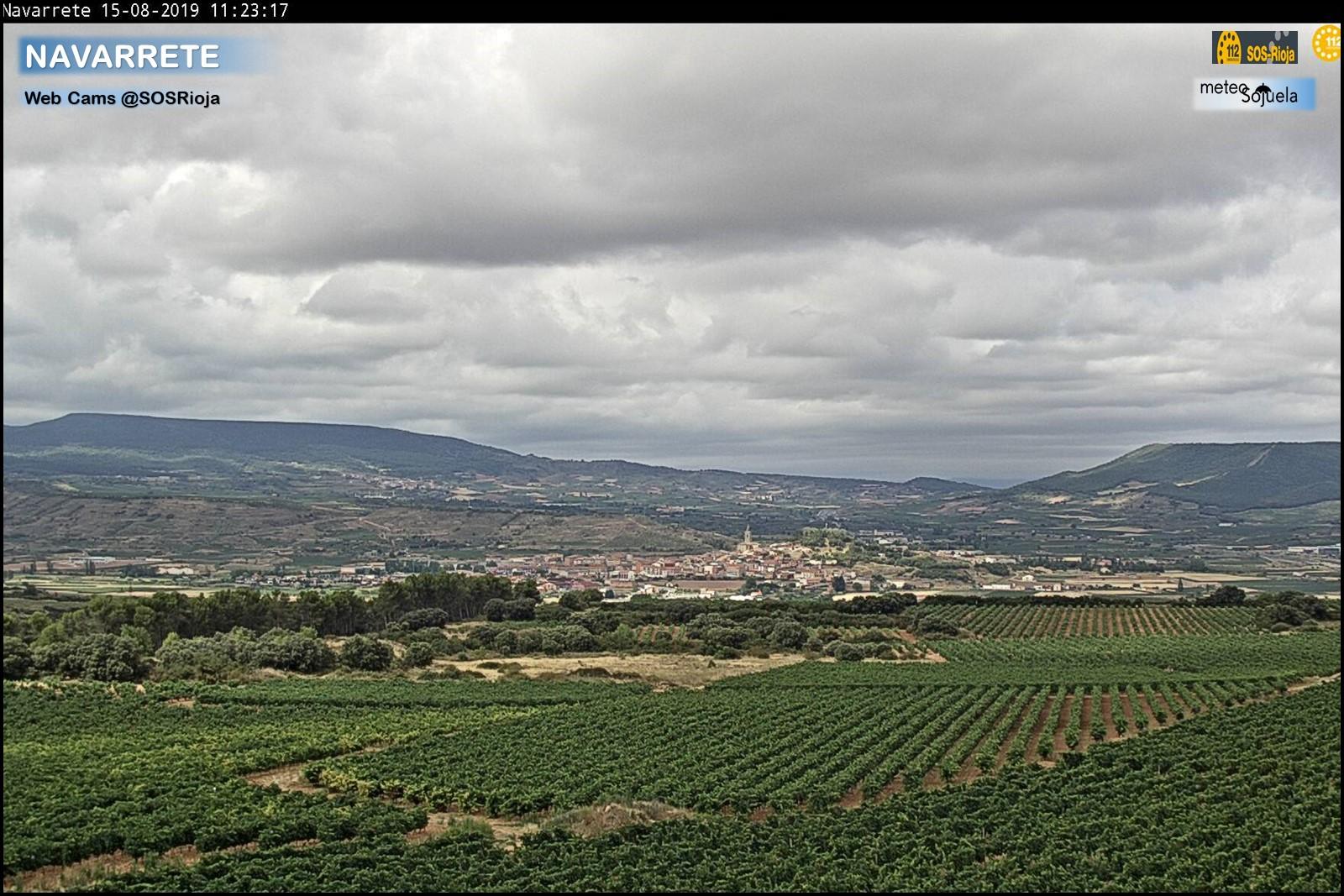 Web Cam SOS Rioja Navarrete