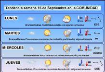 Tendencia del tiempo en La Rioja 1609 Meteosojuela La Rioja. Jose Calvo