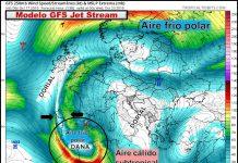 Corriente en Chorro. Jet Stream. DANA. Meteosojuela