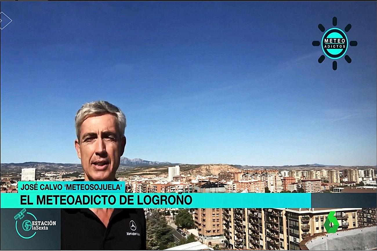 Meteoadictos Estación la Sexta. 0310 Meteosojuela.