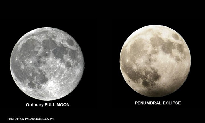 Eclipse Penumbral. Meteosojuela