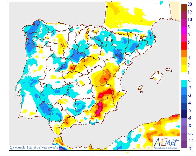 Animación Modelos de Centros de presión y borrascas GFS Europa. Meteosojuela La Rioja