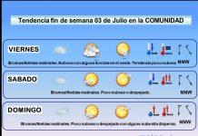 Tendencia del tiempo en La Rioja 0307 Meteosojuela La Rioja. Jose Calvo
