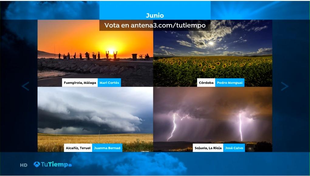 Fotos concurso de Antena 3