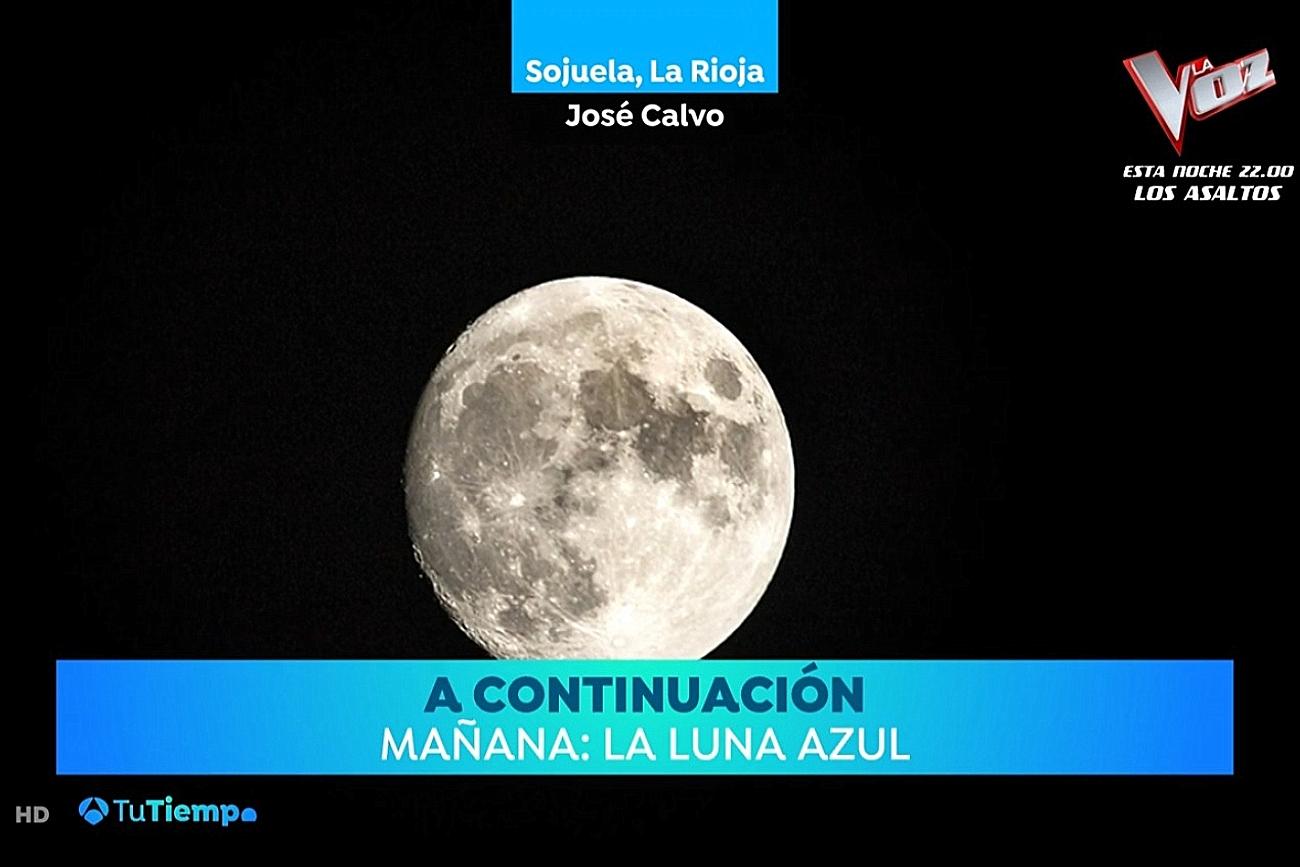 Luna y marte. Tu tiempo A3 3010 Meteosojuela