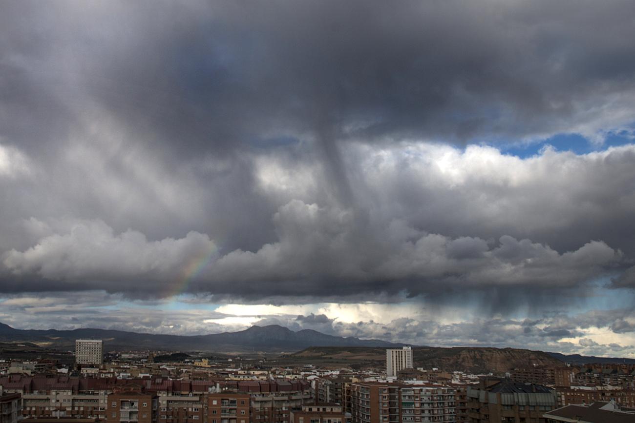 Tendencia del tiempo en La Rioja 12 02 Meteosojuela La Rioja. Jose Calvo